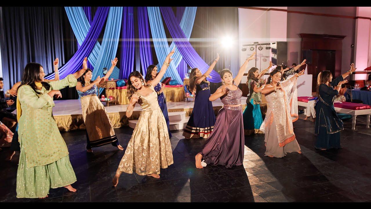 Download AMAZING Sangeet Dance Performances - Bollywood & Bhangra Fusion Dance Performances (4K)