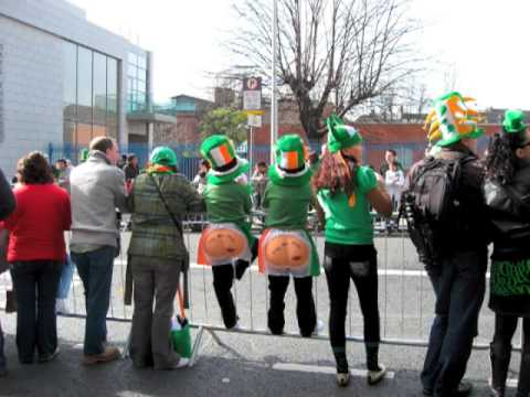 St. Patrick`s Day, Dublin 2009