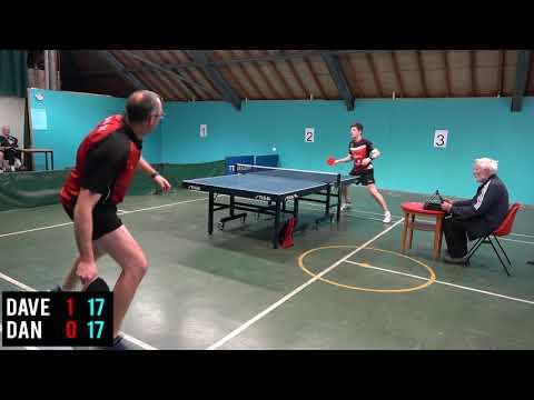 Dan Ives vs Dave Reeves | Bristol Hard Bat Final 2018
