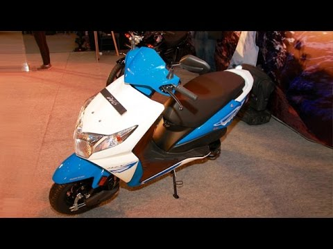 2015 New Honda Dio Launched In India