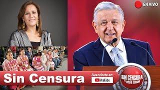 MAÑANERA DE #AMLO regresa lo robado #Conferencia #CALDERÓN se la Pérez Prado con partido 7/18/2019