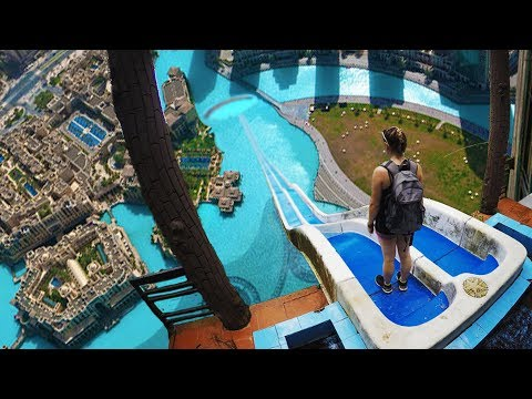 Top 10 MOST INSANE Homemade Waterslides YOU WONT BELIEVE EXIST PART 2!
