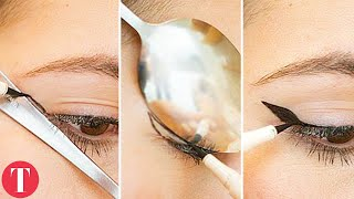 10 Makeup Life Hacks You've Never Seen Before