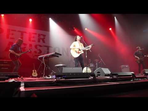 "PETER ARISTONE ""Fire Inside"" live in Bratislava, May 2016"