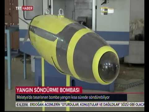 YSB 82 | Yangın Söndürme Bombası