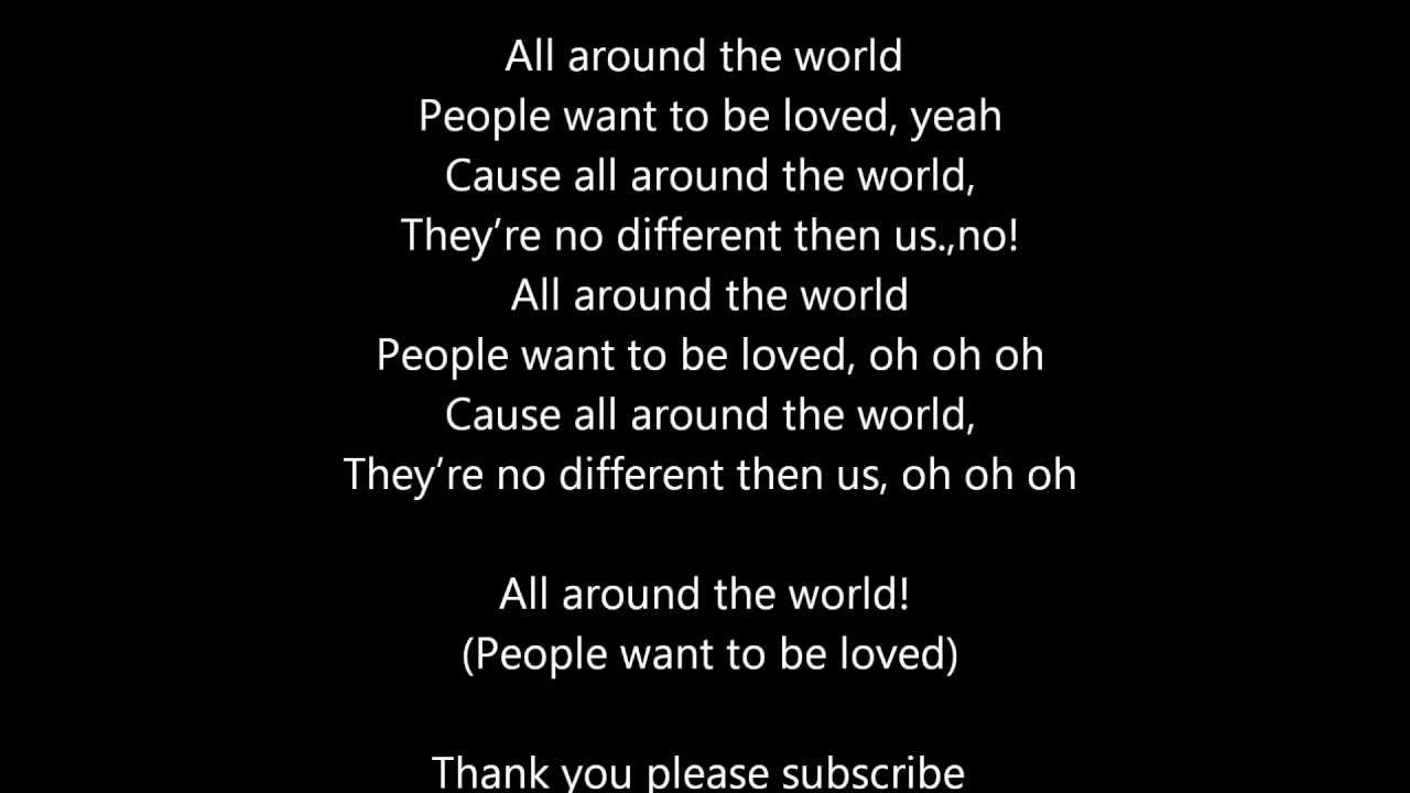 Nelly ft Trey Songz All Around The World Lyric New 2014 ...
