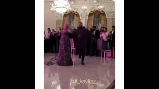Оля Бузова и Яна Рудковская устроили танцевальное шоу для Рамзана Кадырова