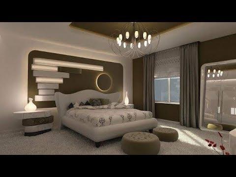 غرف نوم مودرن 2018 الوان وتصميمات لم تراها من قبل غرف نوم