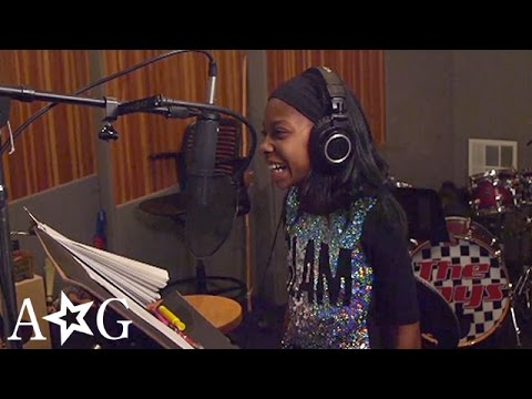 The Voice Of Melody Ellison   Melody Voice Audition Winner   American Girl