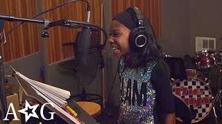 The Voice of Melody Ellison  Melody Voice Audition Winner  @American Girl