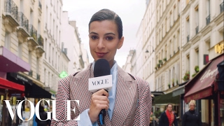 Emily Ratajkowski's Paris Fashion Week Adventure | Supermodel! | Vogue