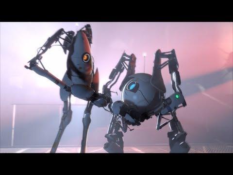 Portal 2 - Cooperativo con Haya - Fase 5 [Parte 1] (HD 720p)