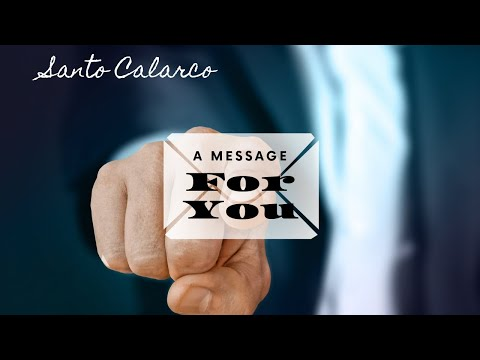 Santo Calarco: BiteSize  - A message to you