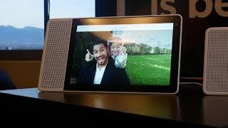 Lenovo Smart Display Hands On