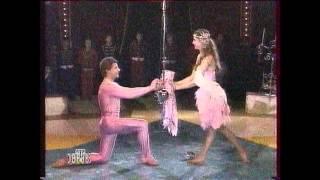 Natalia Vasilieva Yuri Alexandrov, trapeze act штейн трапе , 1993