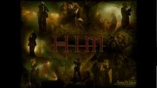 HIM - Join Me In Death - backing track instrumental