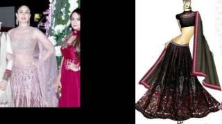 Manish Malhotra Dress Sketches By Monindu