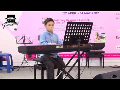 Musetta Waltz on piano by Evan Tan