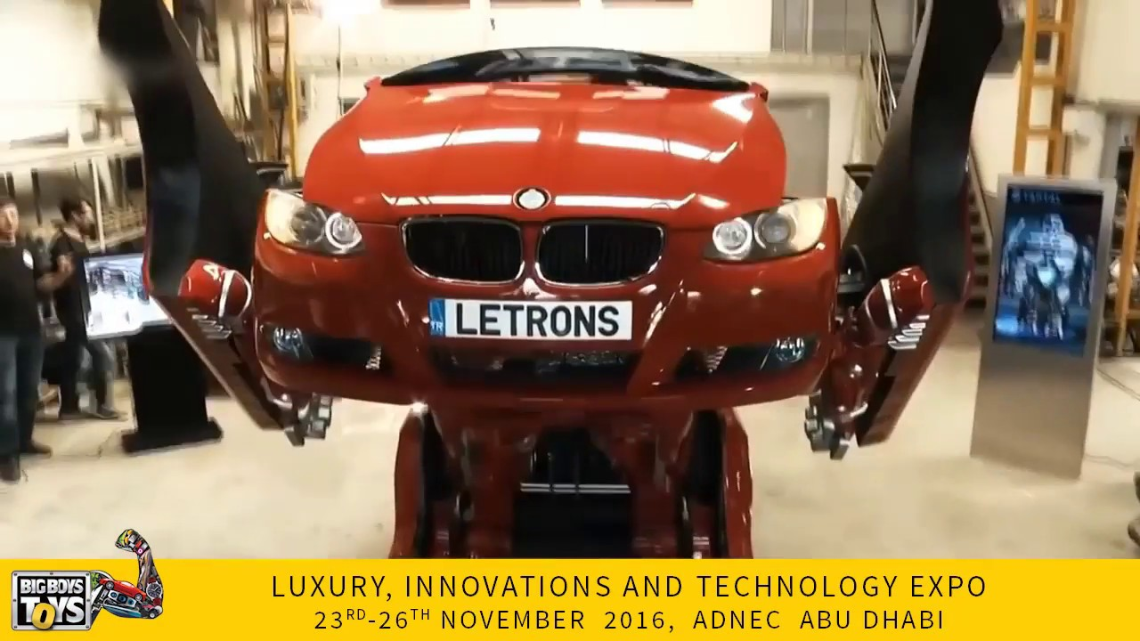 Big Boys Toys Luxury Cars and more @ ADNEC Abu Dhabi - MICE Channel