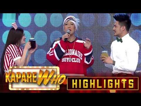 Vice Ganda reveals funny stories about Jackque and Ion | It's Showtime KapareWho
