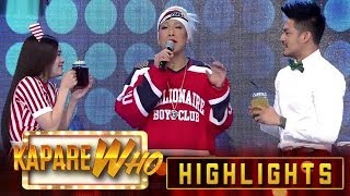 Vice Ganda reveals funny stories about Jackque and Ion | It\'s Showtime KapareWho