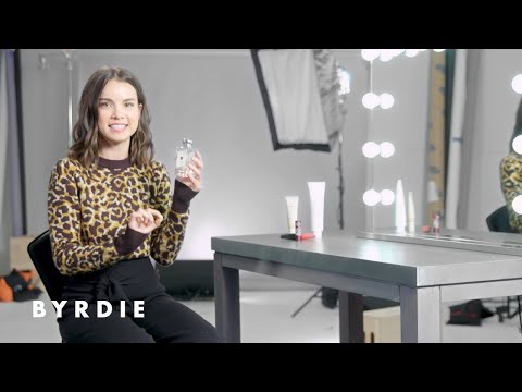 Internet Star Ingrid Nilsen Shares Her Five Favorite Beauty Products | Just Five Things | Byrdie thumbnail