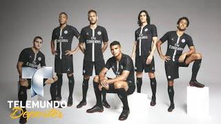 Jordan y PSG se unen para crear un uniforme | Más Fútbol | Telemundo Deportes