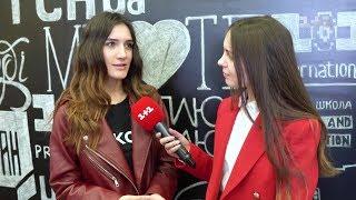 Акторка Карина Чернявська розповіла про свої стосунки та фан-зустрічі