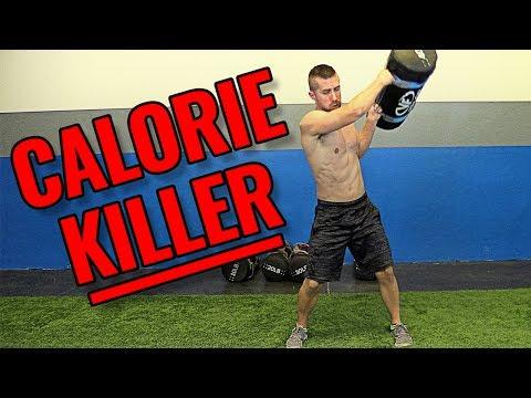 Sandbag Workout Routine - 6 Exercises | Total Body