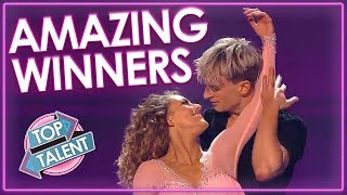 TOP 5 WINNING Dancers On Got Talent And The Greatest Dancer! | Top Talent