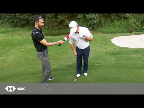 CHAMPIONS UNPLUGGED: 'Graeme McDowell loves his chips'