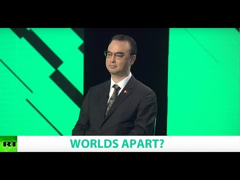 WORLDS APART? Ft. Alan Peter Cayetano, Secretary of Foreign Affairs of the Philippines