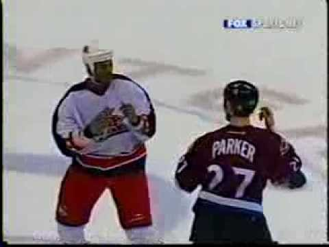 Jean-Luc Grand-Pierre TKO's Scott Parker