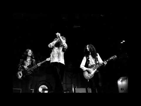 Led Zeppelin - Live in Hamburg, Germany (March 10th, 1970)