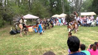 Choctaw Indian dance