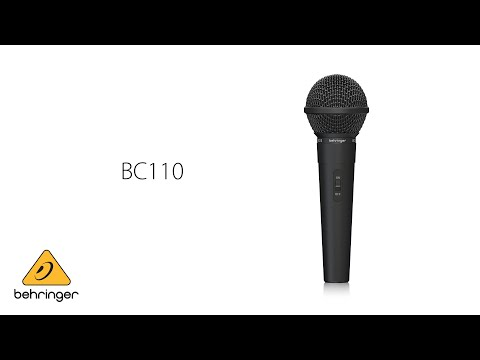 Let your Voice Cut Through with the BC110