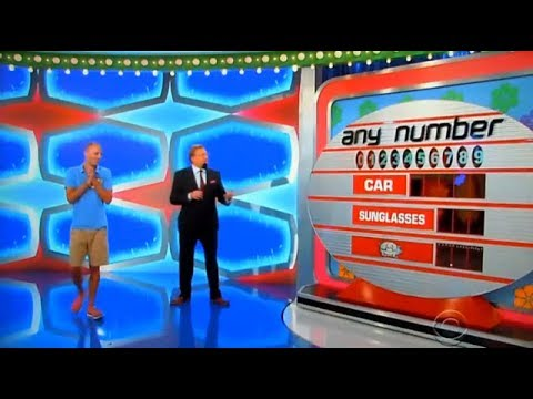 The Price is Right - Any Number - 9/22/2017