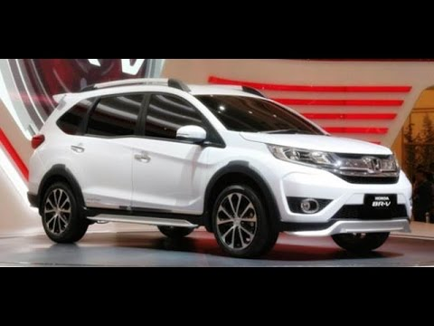 2017 Honda BRV Review - YouTube