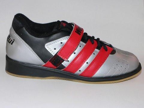0643689fc7fb Wei Rui Olympic Shoes QuickFix - YouTube