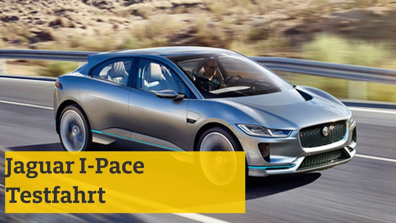 jaguar i pace testfahrt daten preise vom elektro suv. Black Bedroom Furniture Sets. Home Design Ideas