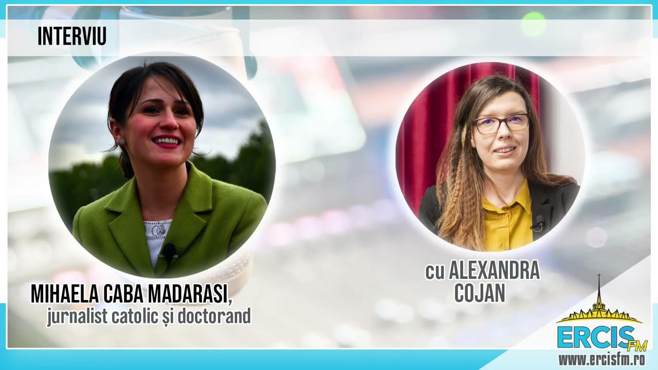 Interviu cu Mihaela Caba Madarasi (14 mai 2021)