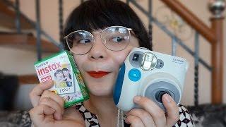 using My Fujifilm Instax Mini 7s