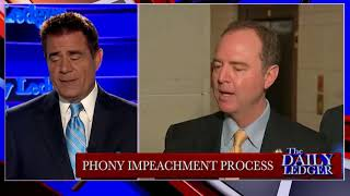 Stop the Tape! Schiff & the Phony Impeachment Process