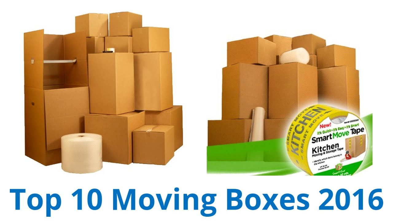 10 best moving boxes 2016 youtube