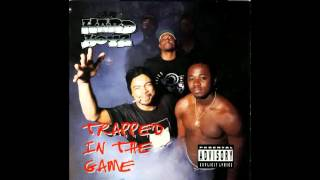 """The Hard Boyz """"Sick Psychotic Thoughts"""" Trapped in the Game. 1996"""