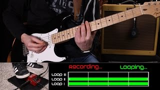 Loop Station Tutorial - HowToLoop #2: Overdub and Undo with Boss RC-3.mp3