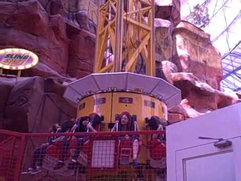 Slingshot Ride (Adventuredome, Las Vegas) - YouTube