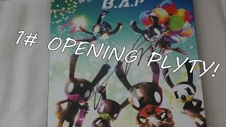 1# Opening płyty / B.A.P - Carnival [5th Mini Album]