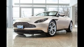 DB11 Volante | Review And First Look | Alek Ackerman