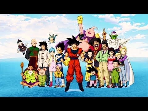 Dragon Ball Super | Opening español latino oficial (
